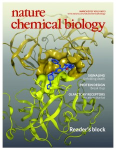 Cover-Nature Chemical Biology